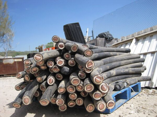 High Purity Copper Wire Cable Scrap